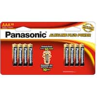 Panasonic Standard Battery , (LR03PA/16BH)