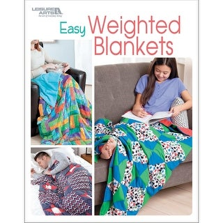 Leisure Arts-Easy Weighted Blanket
