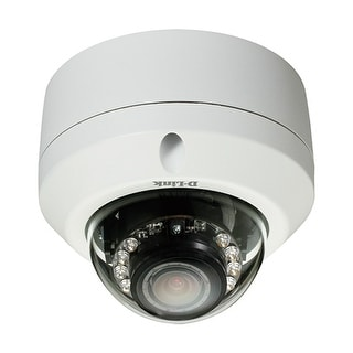 D-Link DCS-6314 2 MP Full HD WDR Outdoor Dome IP Camera