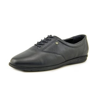 Easy Spirit Motion D Round Toe Leather Oxford