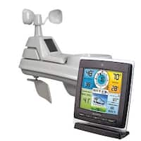 """AcuRite Pro 5-in-1 Color Weather Station  Weather Station"""