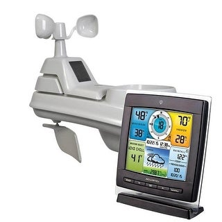 """""""AcuRite Pro 5-in-1 Color Weather Station Weather Station"""""""