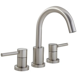 Mirabelle MIRED3RT  Edenton Deck Mounted Roman Tub Filler Trim with Metal Lever Handles