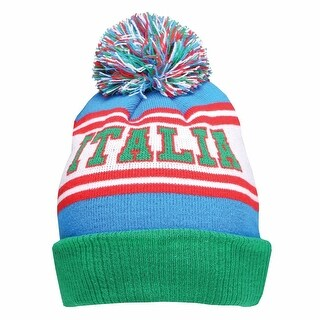 Unisex-Adult International Beanie Scull Cap - Italy