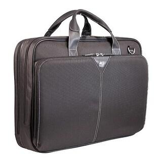 "Mobile Edge Premium Nylon Laptop Briefcase- 16""PC/17""Mac Black - us one size (size none)"
