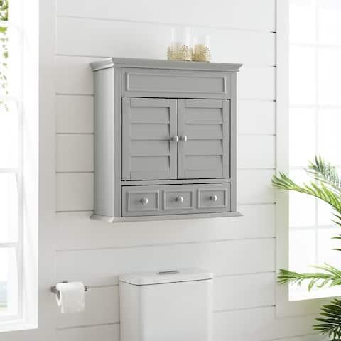 "Lydia Wall Cabinet - 23.63""W x 9""D x 25""H"