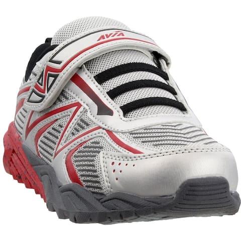 Avia Boys Force Ii (Little Kid/Big Kid) Casual Sneakers Shoes