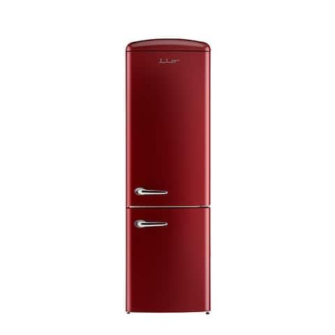iio 12 Cu. Ft. Retro Refrigerator with Bottom Freezer (Right Hinge)