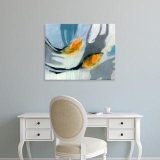 Easy Art Prints Sidsel Brix's 'Avalanche' Premium Canvas Art
