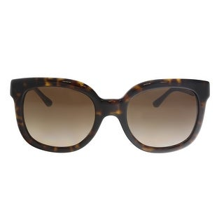 Tory Burch TY7104 137813 Havana Square Sunglasses - 54-21-140