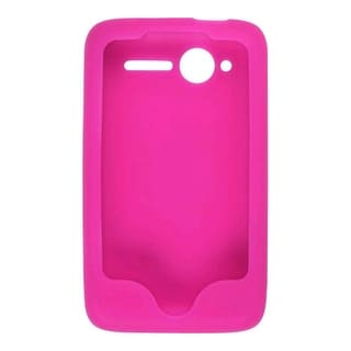 Silicone Gel Skin Case for HTC Wildfire (CDMA) Watermelon