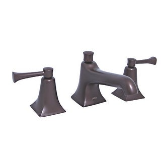 Jado 820003.105 Illume Old Bronze Widespread Bathroom Sink Faucet - old bronze