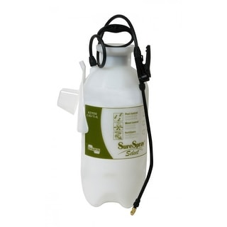 Chapin 27030 SureSpray Select Sprayer, 3 Gallon