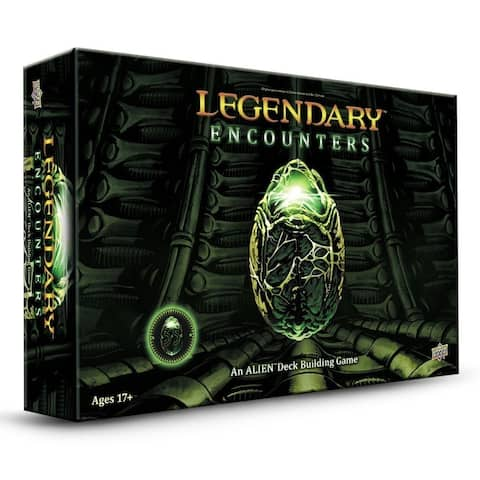 Legendary Encounters: Aliens