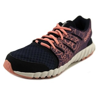 Reebok Twistform Blaze 2.0 Girl Indigo/Purple/Pink/White Athletic Shoes