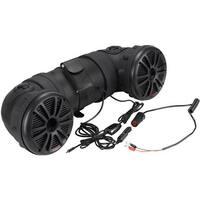 Boss  All Terrain Amplified Sound System 6.5 in. Marine Grade Speakers