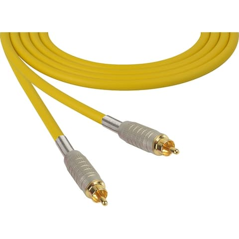 Sescom MSC10RR Audio Cable Mogami Neglex Quad RCA Male to Male -