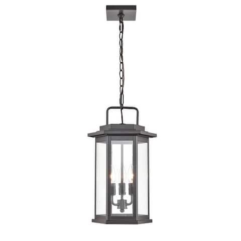 Ellis Metal Outdoor Hanging Lantern