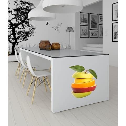 Still Life Fruit Wall Decal, Still Life Fruit Wall sticker, Still Life Fruit wall decor