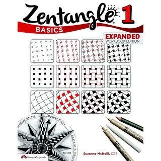 Design Originals Zentangle Basics Paperback Book