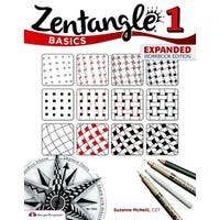 Design Originals Zentangle Basics Paperback Book