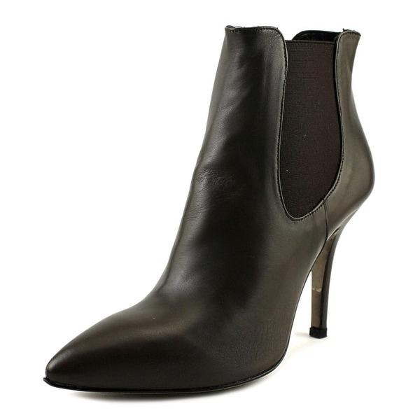 8° Vizio Tronchetto Nappa Taupe Boots