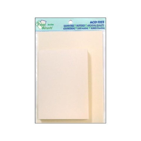 Card & Env RSVP 3.5x5 10pc Cream