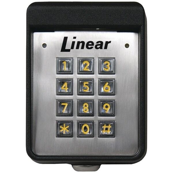 Linear Exterior Digital Keypad