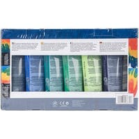 Acrylic Paints 120Ml 12/Pkg-Assorted Colors