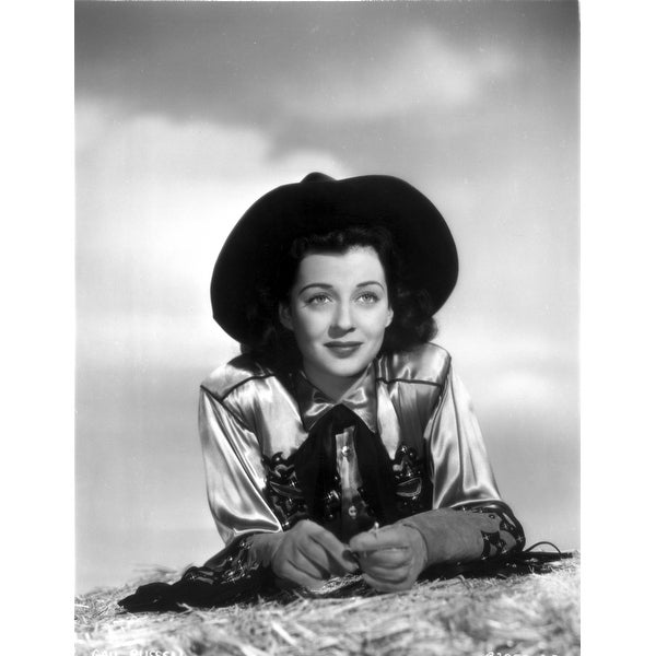 gail russell obituary