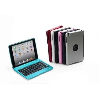 Hard Shell iPad Mini Case with Bluetooth Keyboard