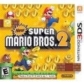 """Nintendo CTRPABEE Nintendo New Super Mario Bros. 2 - Action/Adventure Game Retail - Cartridge - Nintendo 3DS"""