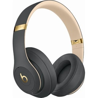 Beats Studio3 Wireless Over-Ear Headphones Tan/Grey