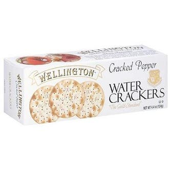 Wellington - Pepper Crackers ( 12 - 4.25 OZ)