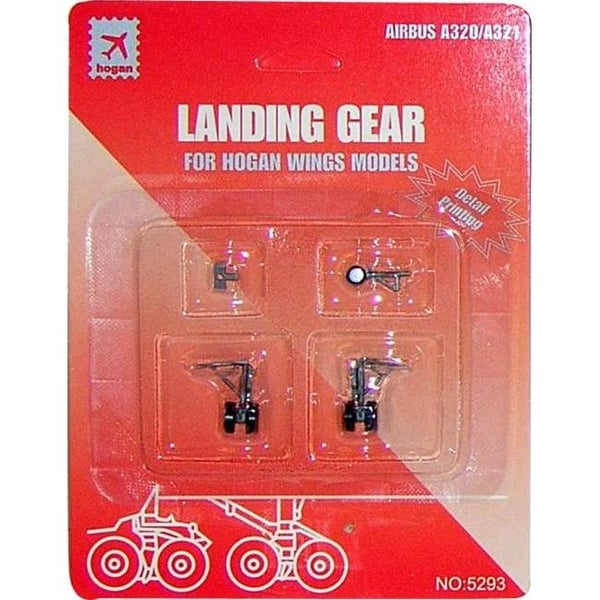 2b1356268f0 Shop Daron Worldwide Trading Hogan A320/321 Gear with Imprints 1/200 - Free  Shipping On Orders Over $45 - Overstock - 23665721
