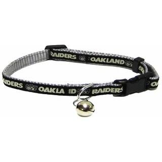 NFL Oakland Raiders Cat Collar