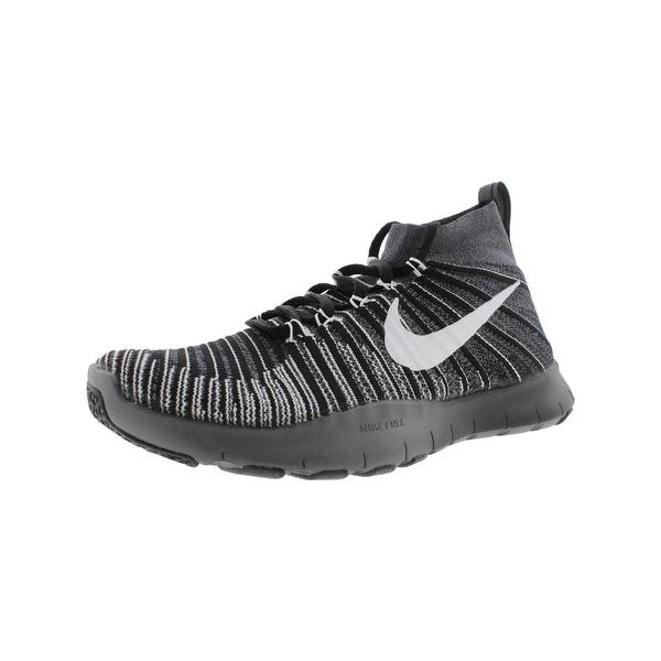 8e36447b06580 Nike Mens Free TR Force Flyknit Basketball Shoes Knit Lightweight