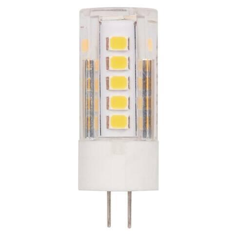 Westinghouse 5161020 Pack of (10) 3 Watt Clear G4 LED Bulbs