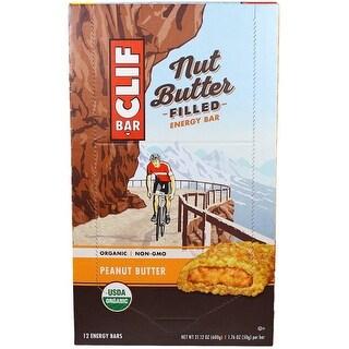 Clif Nut Butter Peanut Butter (Box of 12)