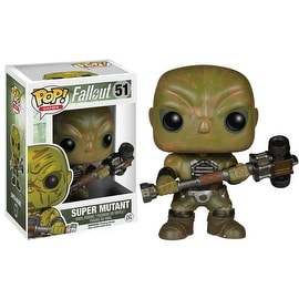 Funko POP Fallout Super Mutant Vinyl Figure