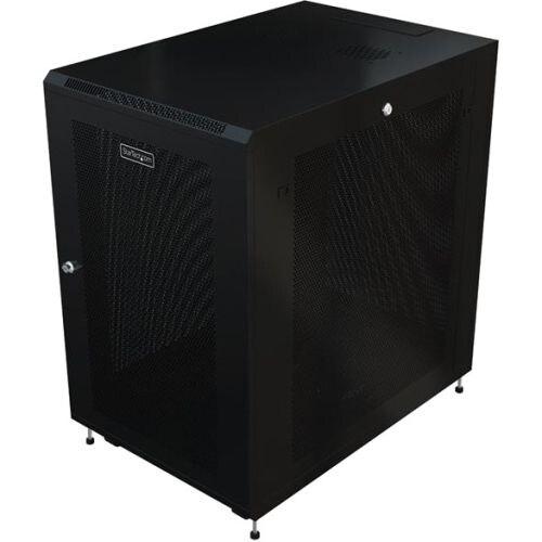 """Startech Rk2433bkm 31"""" Deep Enclosure 24U Server Rack Cabinet"""