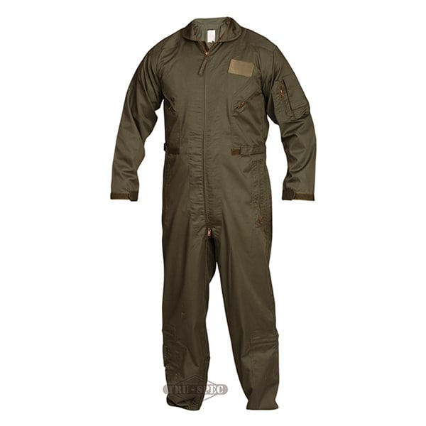 Tru-Spec 27-P Flight Suit Sage XL-Reg 2656006