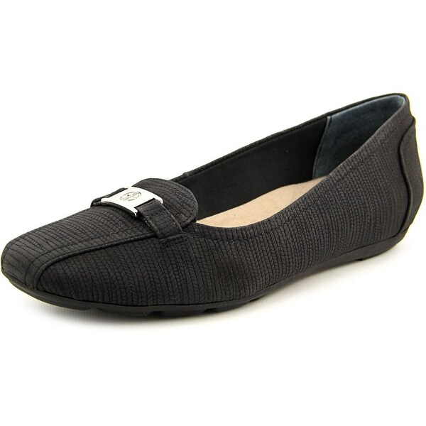 Giani Bernini Jileese Women Black Loafers