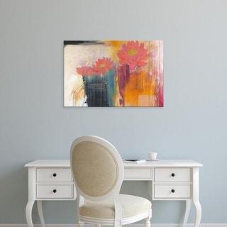 Easy Art Prints Jodi Fuchs's 'Billboard For Love II' Premium Canvas Art