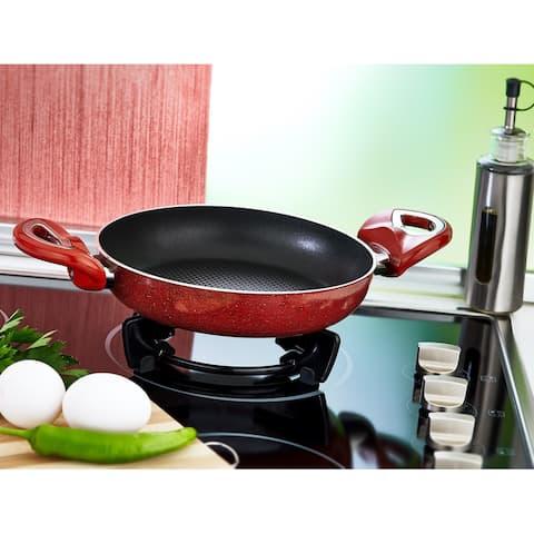 """Fiesta 8"""" Omelette Pan, Red"""