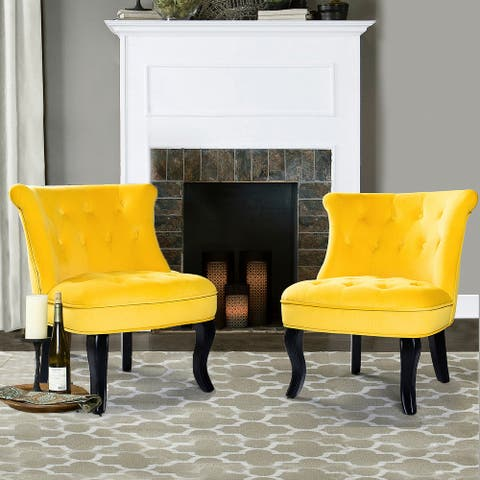 Jane Accent Chair,Set of 2