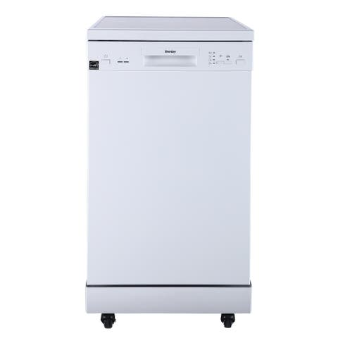 "Danby 18"" Portable Dishwasher DDW1805EWP"