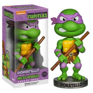 Teenage Mutant Ninja Turtles Funko Wacky Wobbler Donatello - multi
