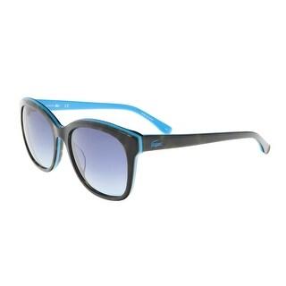 Lacoste L819/S 220 Havana Green Square sunglasses Sunglasses - 54-19-140