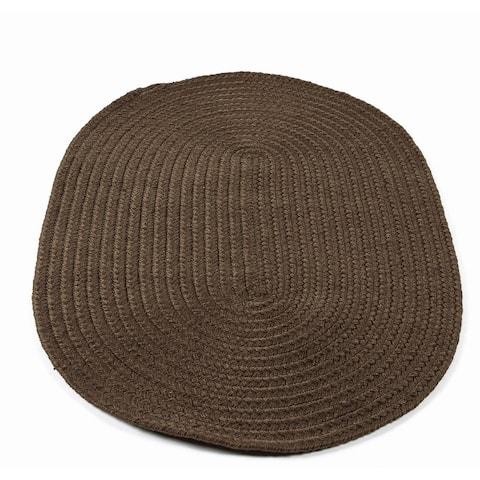 Tropics Indoor Outdoor Braided Rug